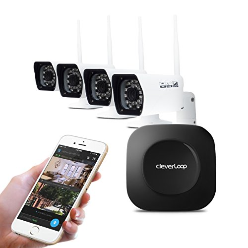 Cleverloop Wi Fi Enabled Premium Protective Security
