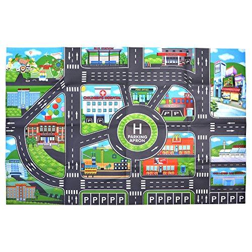 BCP Non-woven Fabrics Traffic Sign Street City Fun Play ...